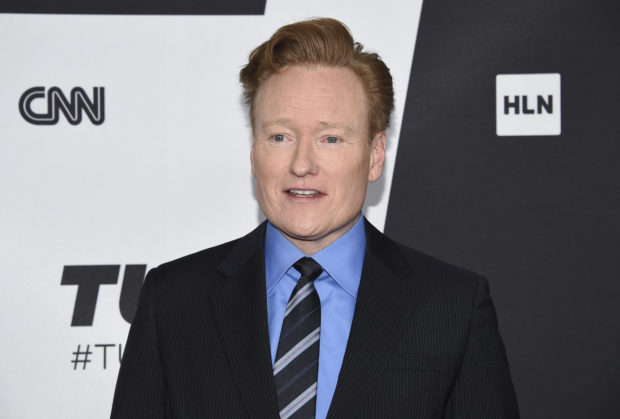 Conan O'Brien to move to HBO Max, ending late-night show next year