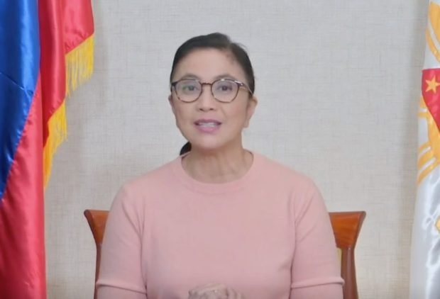 Robredo won't apologize for daughters after Palace fumes over tweets