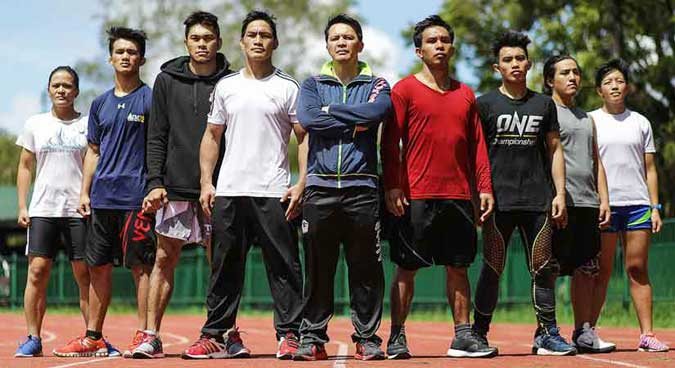Team Lakay adjusting to the call of the times