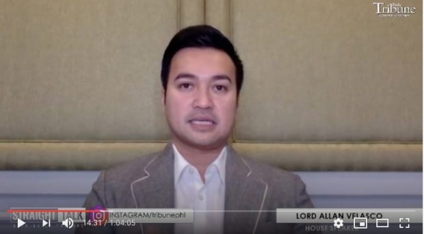 House to propose P5B increase in 2021 budget's calamity fund—Velasco
