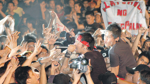 Jamir, Slapshock, and the triumvirate: Philippine nu metal scene loses a trailblazer