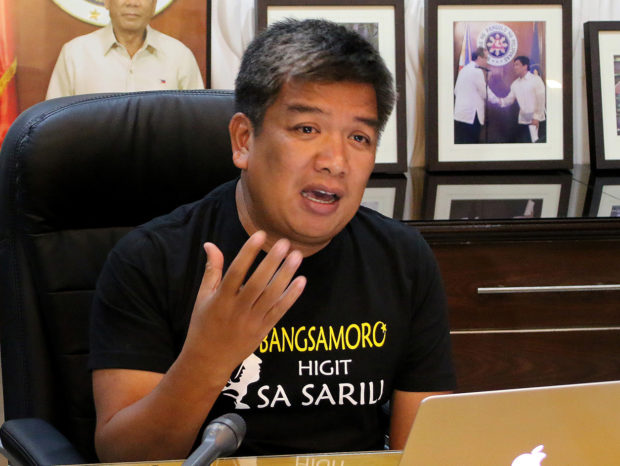 Hataman: Apology accepted but Cagayan Gov must still explain comment on Muslims