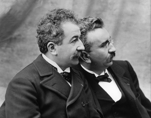 First public cinema screening in France held 125 years ago