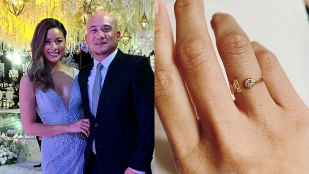 LOOK: Maxine Medina gets promise ring from non-showbiz boyfriend