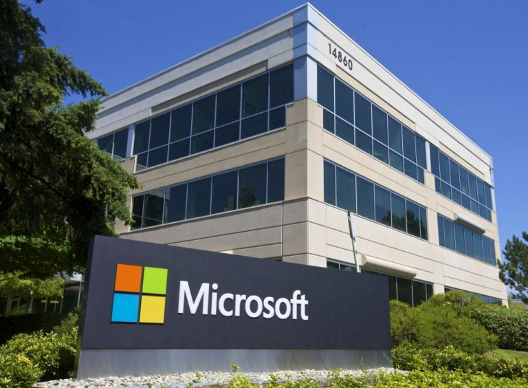 Microsoft says it found malicious software in its systems