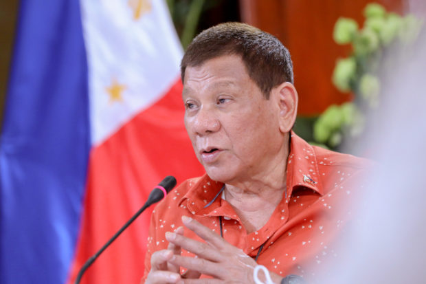 Duterte to address special session of UN General Assembly on COVID-19