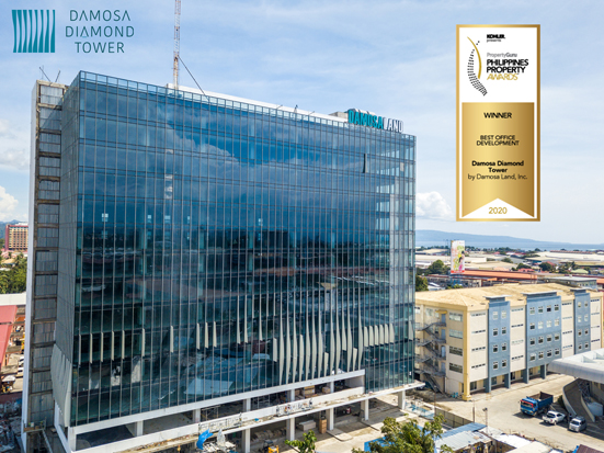 Damosa Land bags 9 awards at the Philippines Property Awards