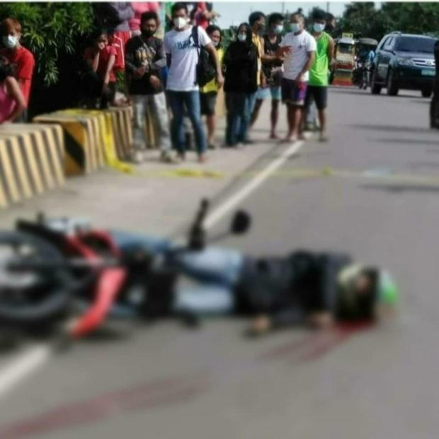 Cop gunned down in Cebu