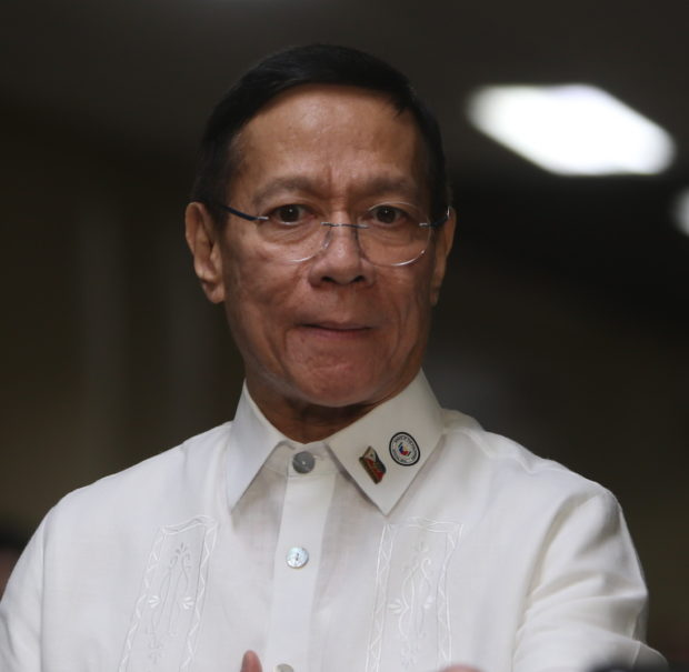 Duque 'failed' to submit documents needed for Pfizer vaccine deal – Lacson