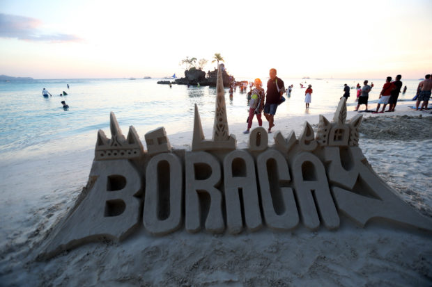 Establishment that hosted Boracay party ordered closed