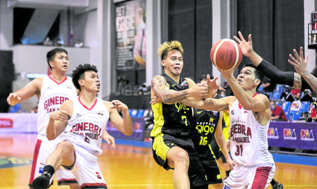 Erram credits Guiao for improving his game
