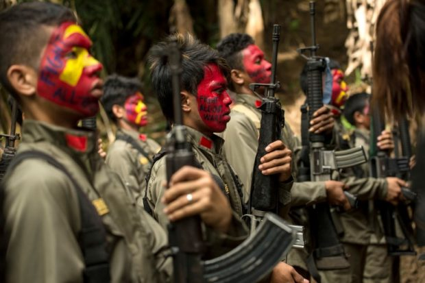 PH military won't recommend holiday ceasefire with Reds