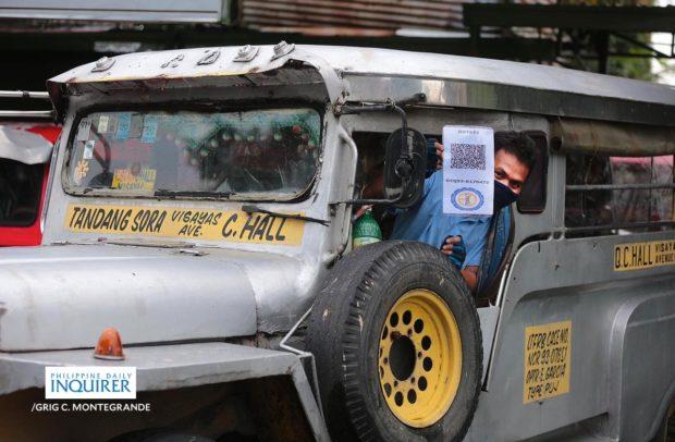More than 190,000 PUV operators get P774M cash aid — DOTr