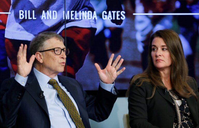 Gates' marital split follows Melinda's long journey away from Bill's shadow