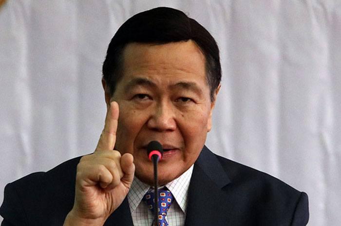 Palace flip-flops: Duterte-Carpio debate may push through 'perhaps come June 2022'